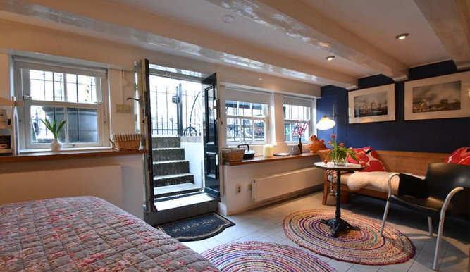 Bed and breakfast Amsterdam Oranje Tulp