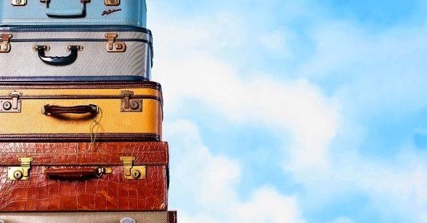 Afbeeldingsresultaat voor koffers vakantie